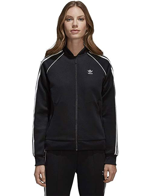 Adidas Originals Women's Super Star Track Jacket