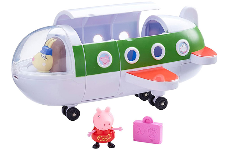 Air Peppa Jet Figure By Character Options