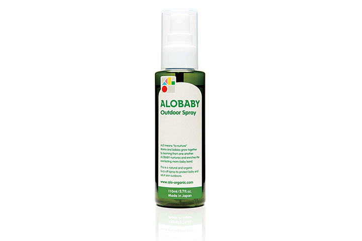 AloBaby Outdoor Spray
