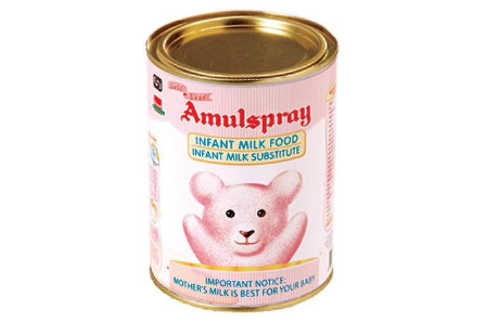 Amul Spray
