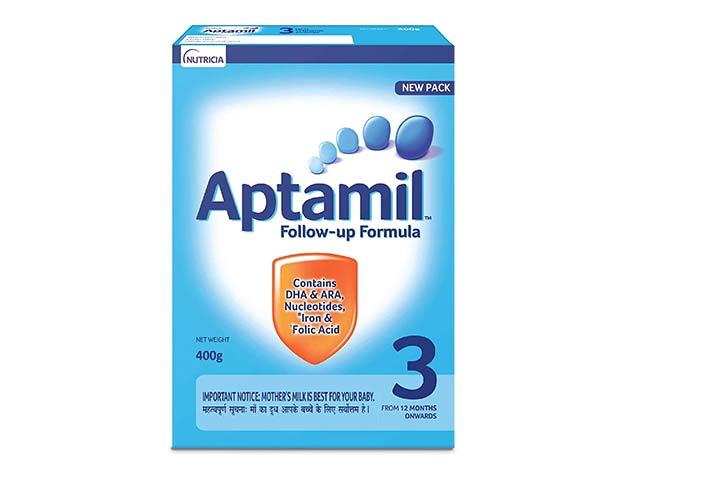 Aptamil stage 3 formula