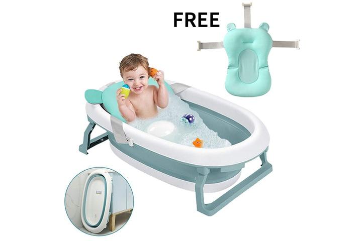Arcamido Folding Baby Bath Tub