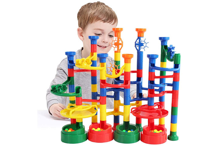 BMAG Marble Run Set For Kids