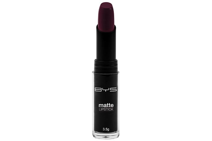BYS Matte Lipstick In Medusa Purple