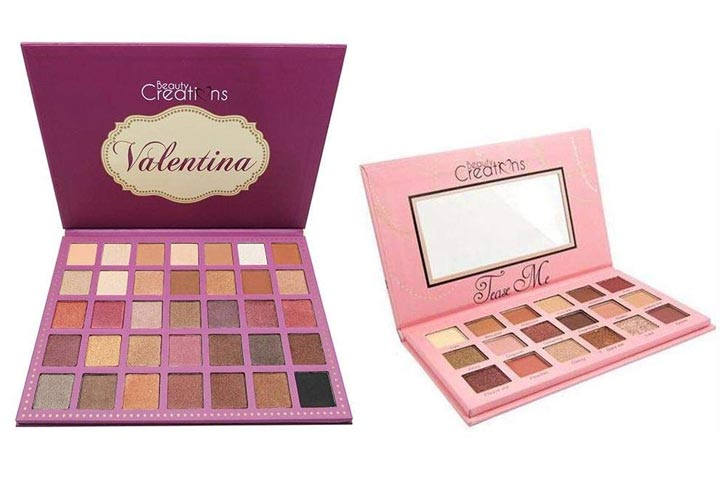 Beauty Creations Valentina Eyeshadow Palette