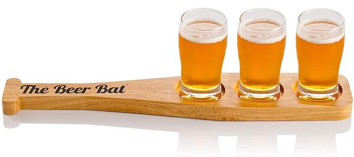 Beer Bat Paddle And Tasting
