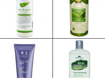 17 Best Aloe Vera Lotions In 2021