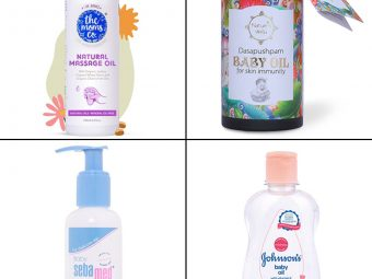10 Best Baby Massage Oils In 2020