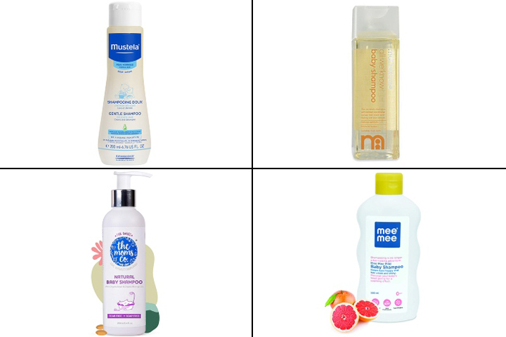 Best Baby Shampoo In India