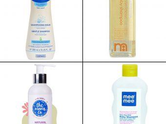 बच्चों के लिए 15 सबसे अच्छे शैम्पू  | Best Baby Shampoo In India To Buy