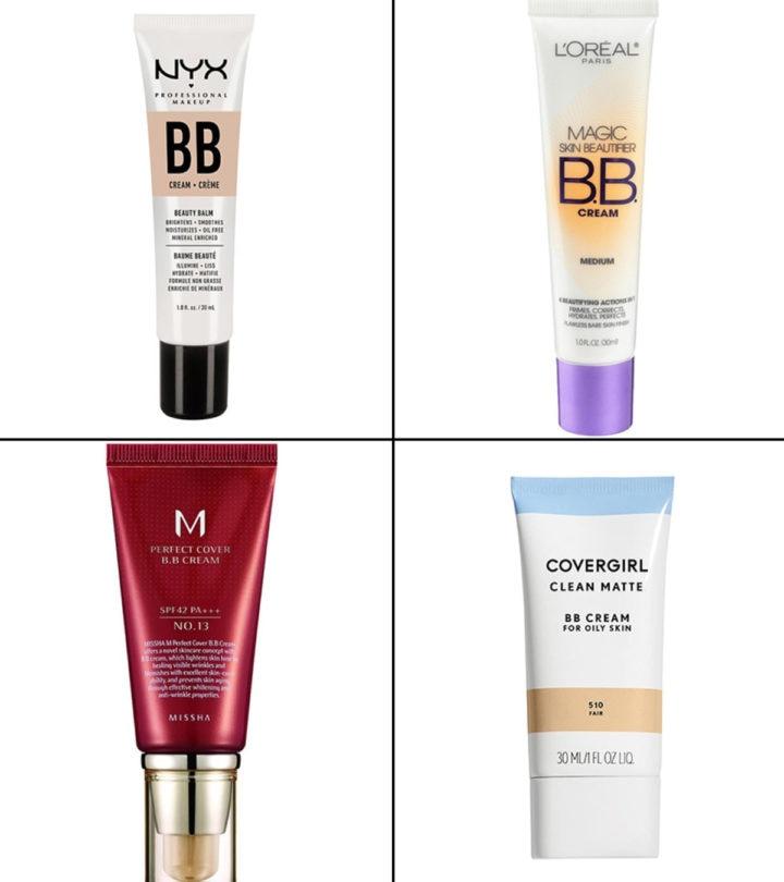 Best Drugstore BB Creams