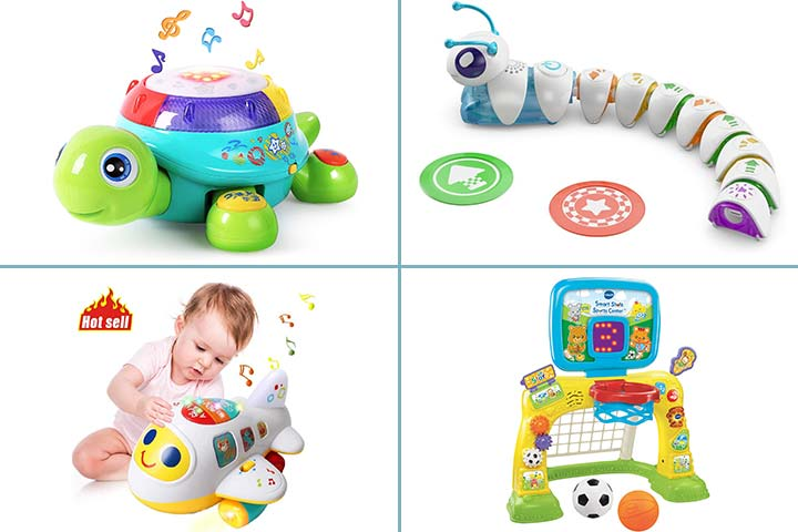 Best Electronic Toys For Toddlers In 2020