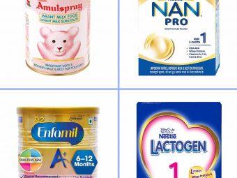बच्चों के लिए 10 सर्वश्रेष्ठ फॉर्मूला मिल्क ब्रांड | Best Formula Milk For Babies In India To Buy