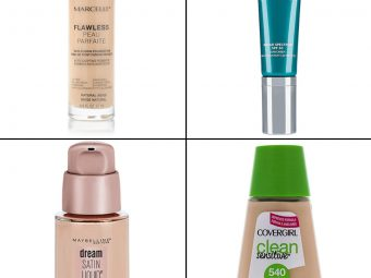 13 Best Foundations For Sensitive Skin, In 2021
