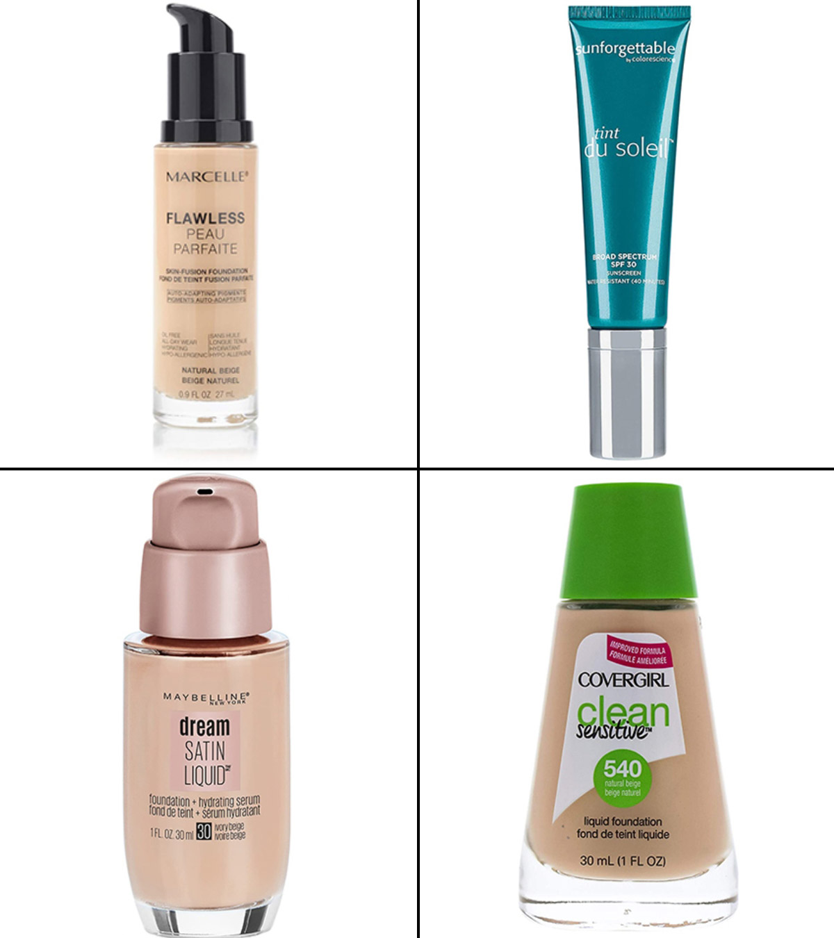 13 Best Foundations For Sensitive Skin In 2021