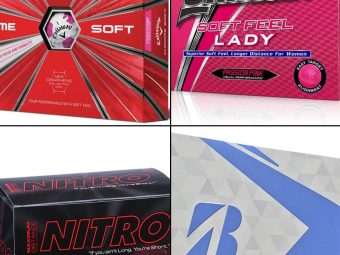 15 Best Golf Balls for Women To Buy In 2020