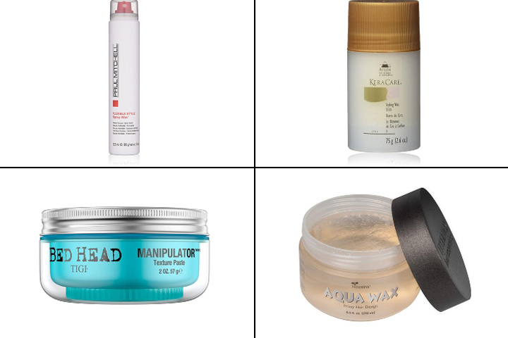 12 Best Hair Waxes For Women In 2020