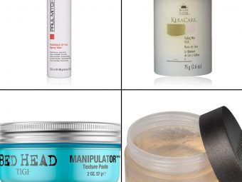 12 Best Hair Waxes For Women In 2021