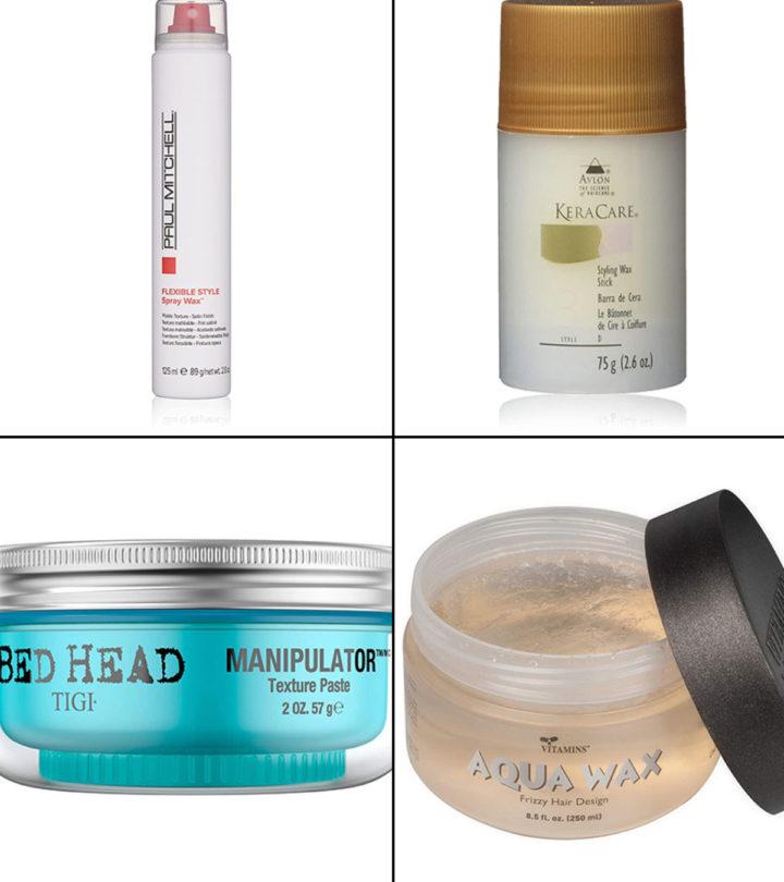 Best Hair Waxes For Women