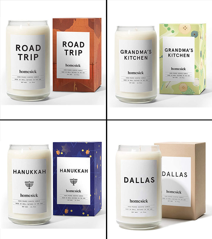 Best Homesick Candles