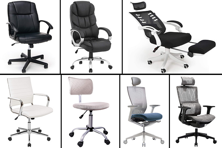 Best Office Chairs Web