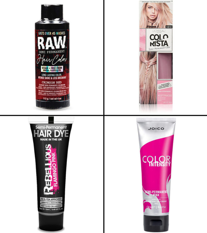 Best Pink Hair Dyes To Buy