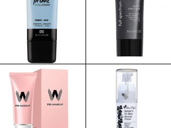 10 Best Primers For Oily Skin In 2021