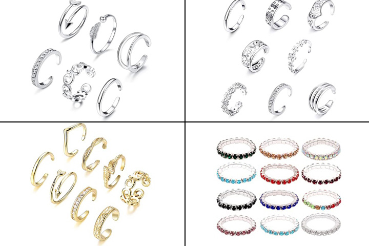 Best Toe Rings For Women