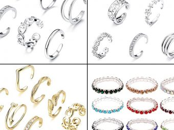 11 Best Toe Rings For Women In 2021