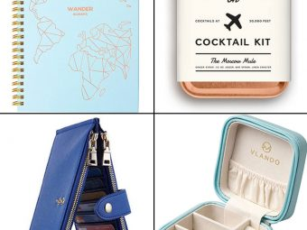 15 Best Travel Gifts For Mom In 2021