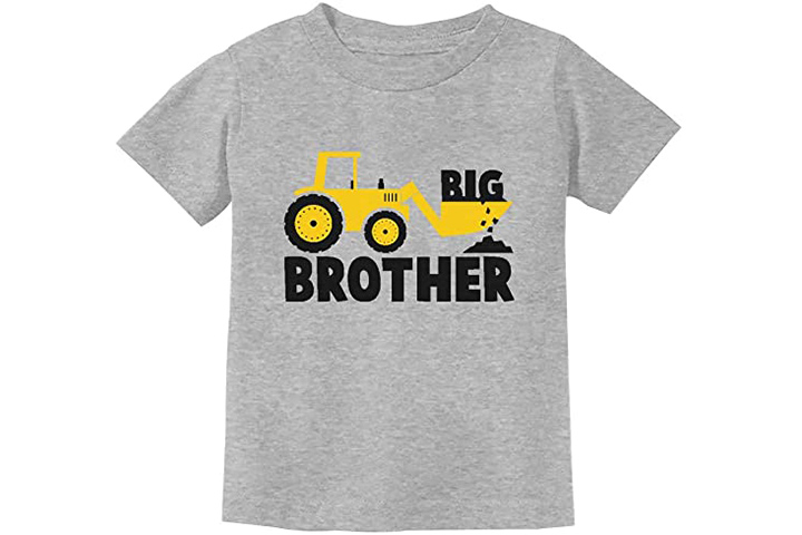 Big Brother T-Shirt For Boys