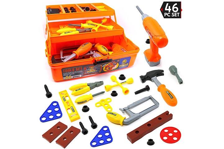 Big Mo's Toys Tool Set