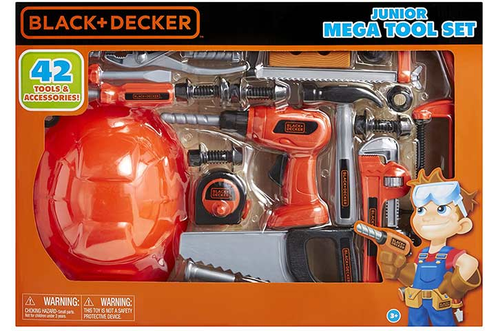 Black + Decker Mega Tool Set