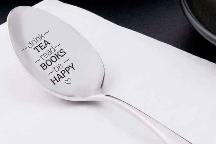 Boston Creative Company Spoon For Tea Lovers