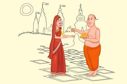 ब्राह्मणी और तिल के बीज पंचतंत्र की कहानी | Brahmani Aur Til Ke Beej In Hindi
