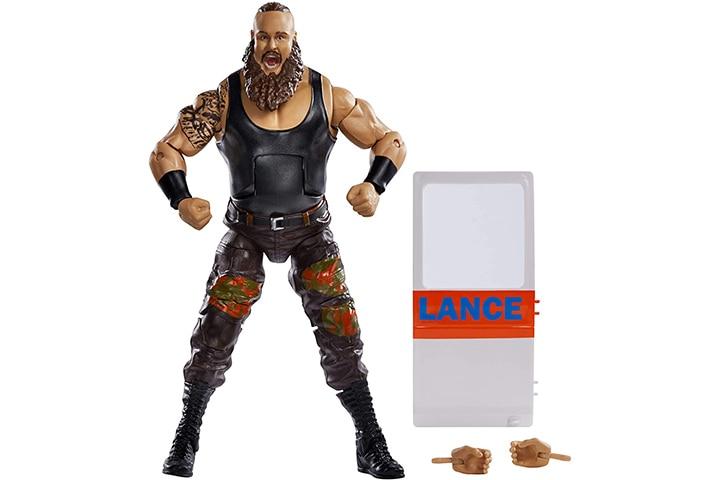 Braun Strowman toy