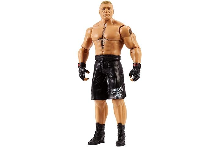 Brock Lesnar action figure