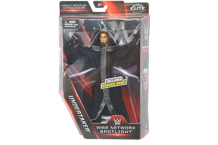 The Undertaker exclusive action figure