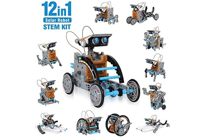 CIRO 12in1 Solar Robot STEM Kit