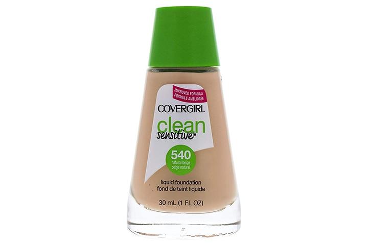 COVERGIRL Clean Sensitive Skin Foundation