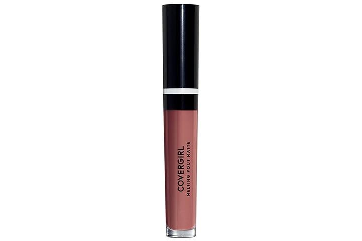 COVERGIRL Melting Pout Matte Liquid Lipstick In Ballerina