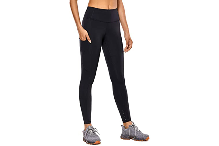 CRZ YOGA Womens High Waisted Yoga Pants