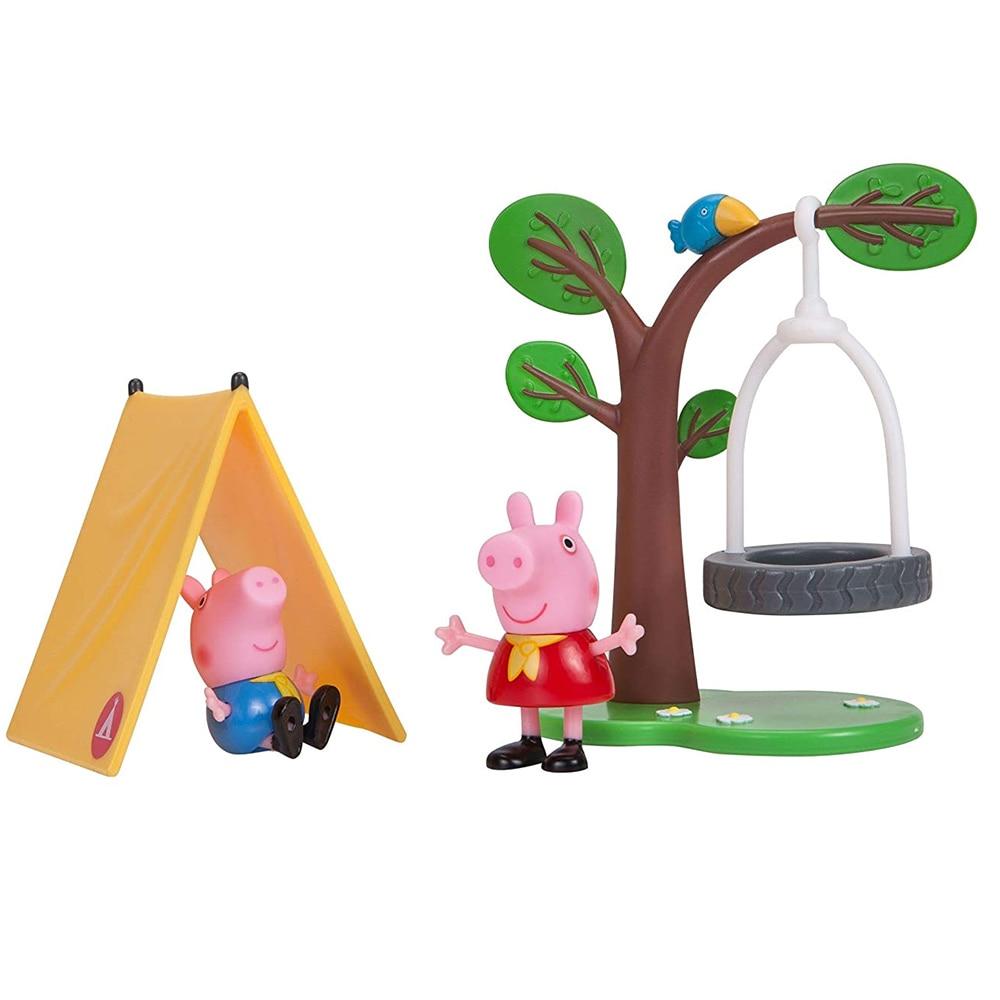 Peppa Pig Camping Playset