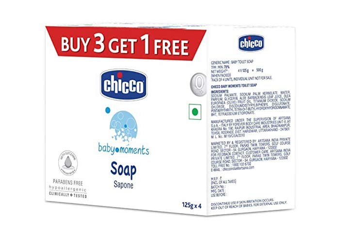 Chico Baby Soap