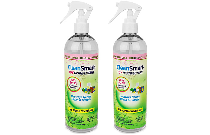Clean Smart Toy Disinfectant Spray