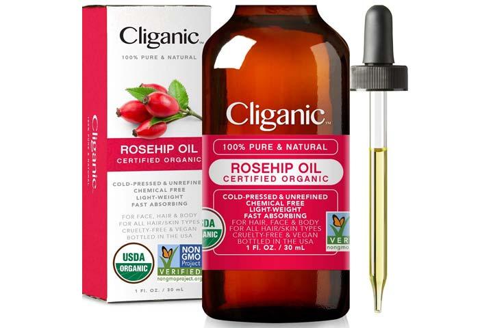 Cliganic Organic Rosehip Oil