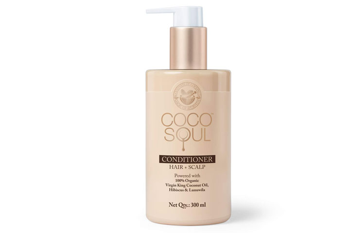 Coco Soul Ayurvedic Coconut Conditioner