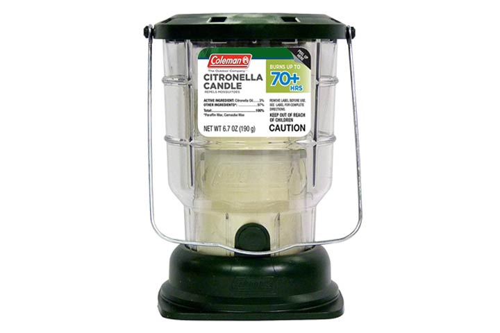 Coleman Outdoor Citronella Candle Lantern