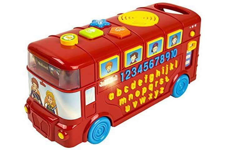 CoolToys My First Learning Bus