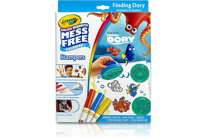 Crayola Color Wonder Finding Dory
